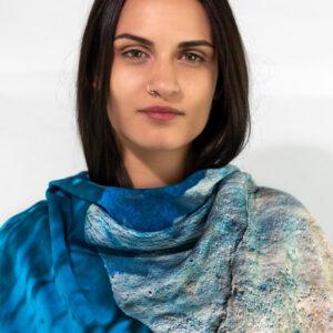 viscose scarf - Galazio.net