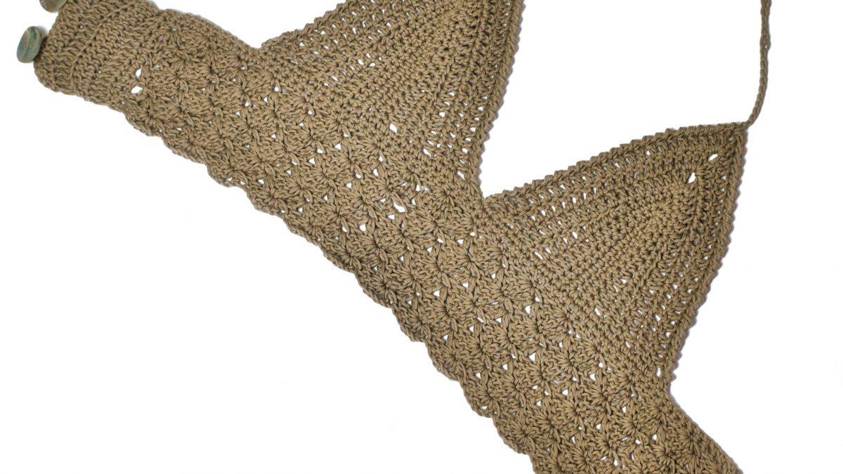 Daphne bralette crochet free pattern