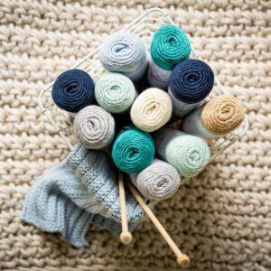 eucalyps by hooked yarn