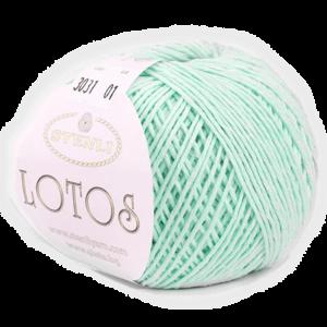 lotos yarn by stenli