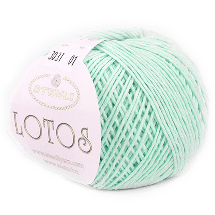 lotos yarn by stenli